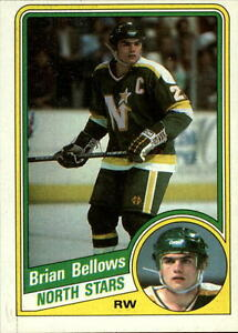 Lot-Of-275-1984-85-Topps-Hockey-Brian-Bellows-Card-71
