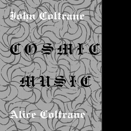 John Coltrane - Cosmic Music [New Vinyl LP]