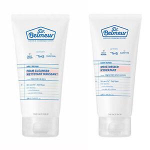 THE-FACE-SHOP-Dr-Belmeur-Daily-Repair-Foam-Cleanser-Moisturizer-150ml-120ml