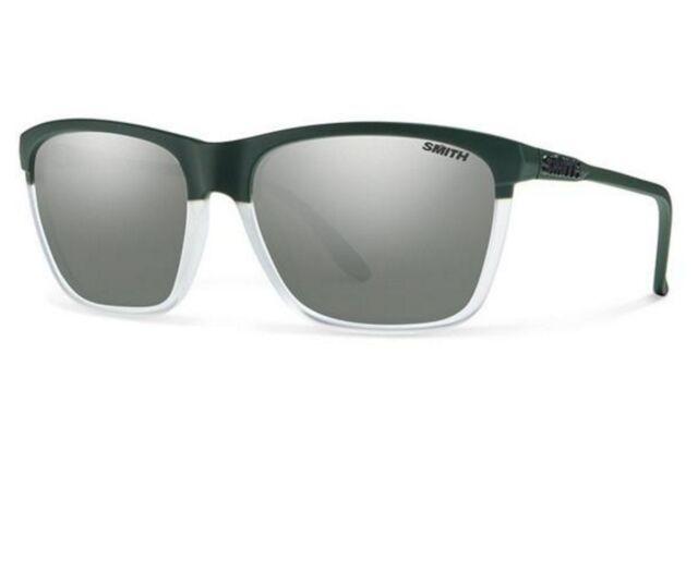 78a06e3cdc Smith Optics Mens Delano Archive Sunglasses Matte Olive Crystal super  Platinum