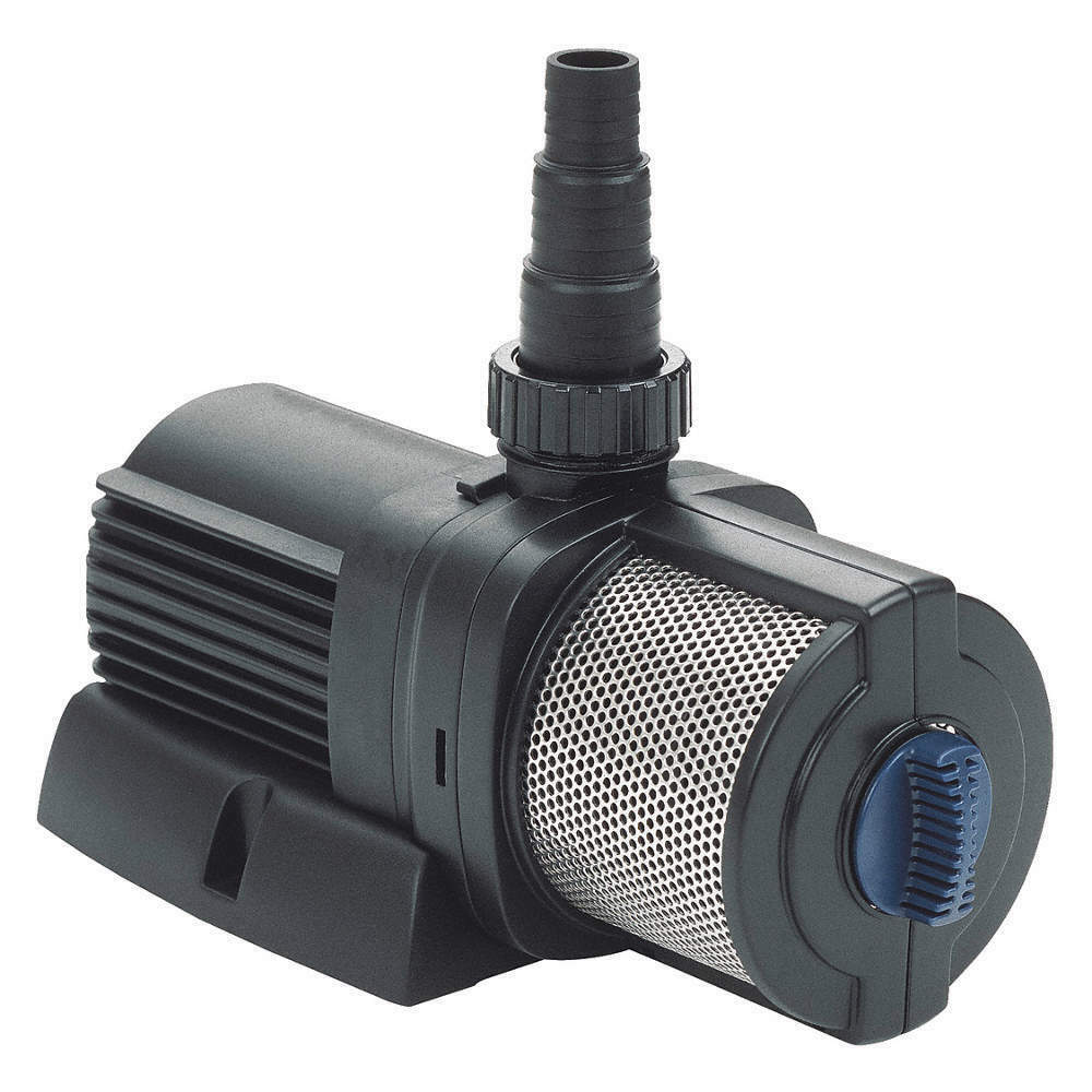 OASE 57096 Waterfall Pump,ABS,19/64 HP,8.7 psi,120V