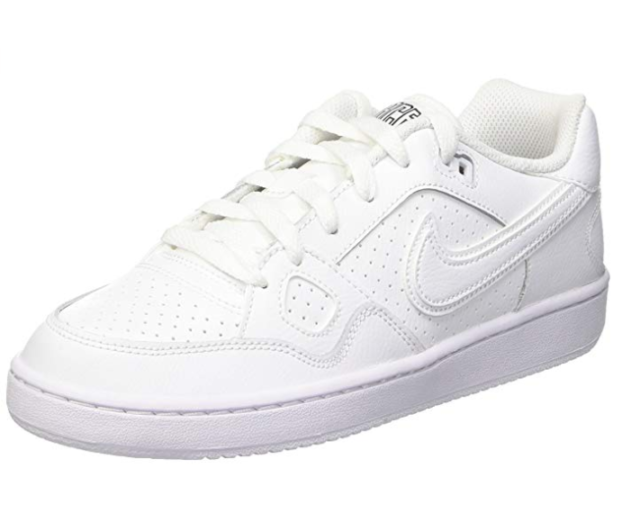 d6c7ea15815 Nike Son of Force White Youths Trainers UK 3.5 for sale online