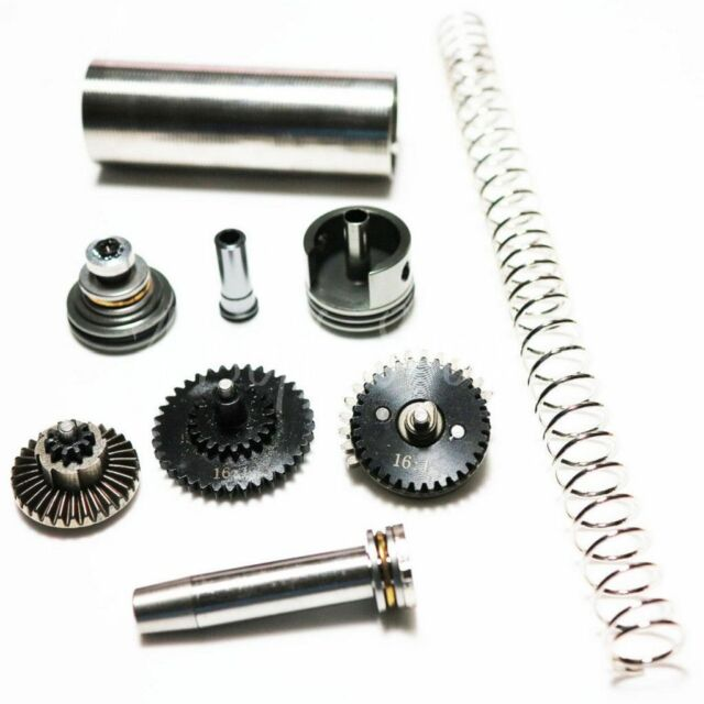 Airsoft Army Force Low Noise AK-Series High Torque 16:1 Gear Tune-Up Set