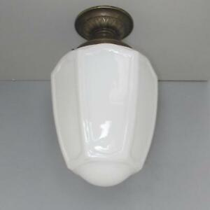 Deckenlampe-Art-DecoTropfen-Haengelampe-Jugendstil-Messing-Antik-Deckenlicht-NEU