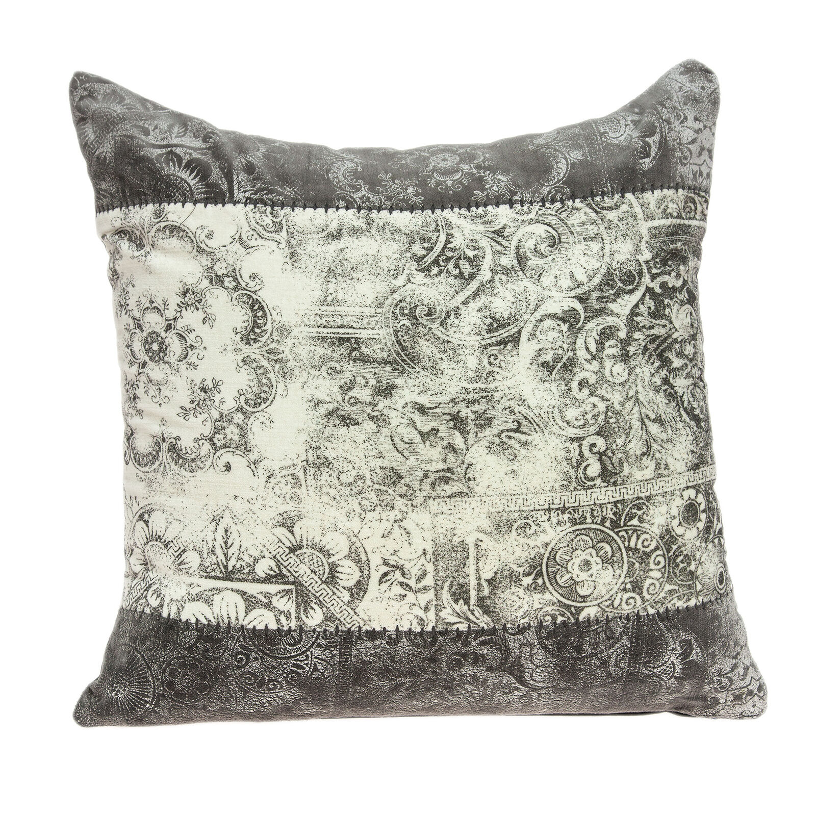 Parkland Collection Hannah Traditional MultiColoreee Pillow Cover