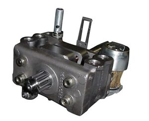 Details about HYDRAULIC LIFT PUMP ASSEMBLY MASSEY FERGUSON TRACTOR 135 150  165 175 185 235 245