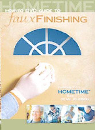 Hometime: Faux Finishing (DVD, 2004)