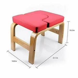 headstand yoga inversion chair bench gym equipment non