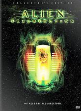 Alien Resurrection (DVD, 2004, 2-Disc Set, Collectors Edition) OOP  NEAR MINT