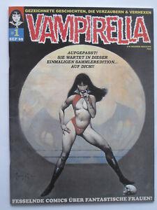 VAMPIRELLA # 1-112 US Warren Magazine 1969-1983 various books in FN to NM