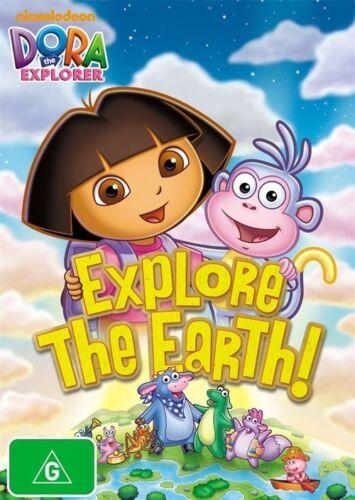 1 of 1 - Dora The Explorer -  Explore The Earth! (DVD, 2011)