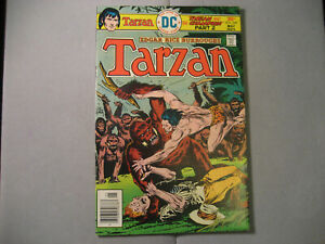 Tarzan-249-1976-DC-Mark-Jewelers-Variant