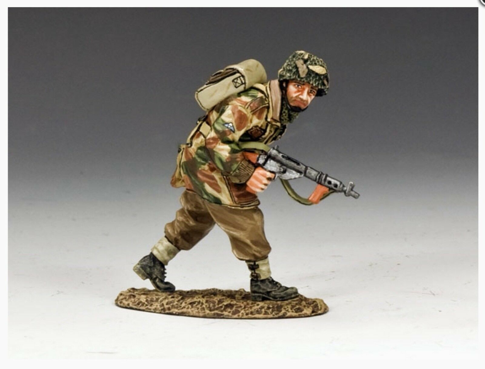 MG044(P) MG044(P) WW2 Arnhem Para Grenadier With Sten Mint In Box MG44P D-Day Normandy