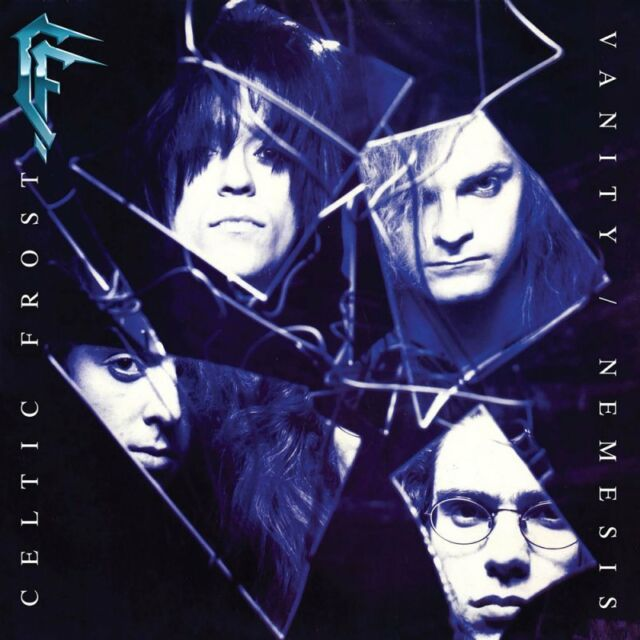 CELTIC FROST - Vanity / Nemesis - 2-LP Viny 2017, Re-Release, Remastered Neu New