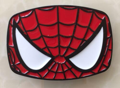 Superhero Belt Buckle Spiderman