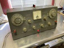 Heathkit Heath Ib 2a Impedance Bridge Vacuum Tube