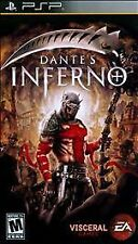NEW Dante's Inferno PlayStation Portable PSP  FRENCH ONLY VERSION FRANÇAISE