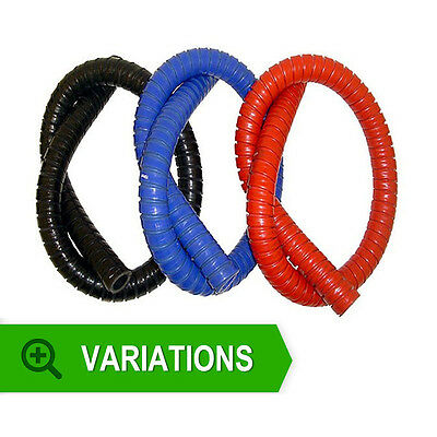 New Silicone Hose Wire Reinforced Flexible Hose Silicon Flex Pipe Rubber