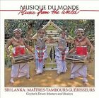 Ceylon's Drum Masters and Healers by Various Artists (CD, Jul-2004, 2 Discs, Buda Musique (France))