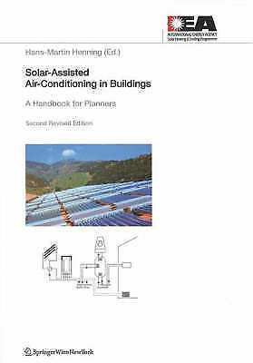 Solar-Assisted Air-Conditioning in Buildings: A Handbook for Planners by