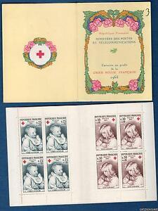 Carnet-Croix-Rouge-Numero-2014-Annee-1965-Oeuvres-de-Renoir
