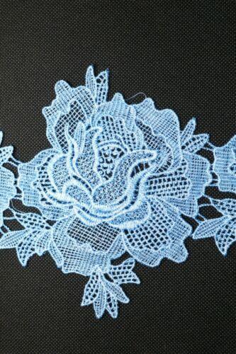 wide cotton lace trim