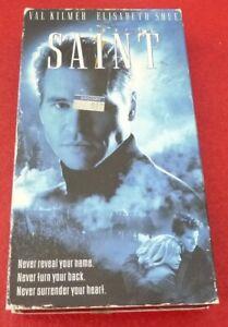 VHS-Movie-The-Saint-Val-Kilmer-Elisabeth-Shue