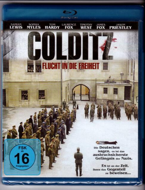 Colditz Flucht In Die Freiheit