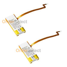 2 Replacement Battery 450mAh for Apple iPod MP3 Video 5th 5G Gen 30GB 616-0223