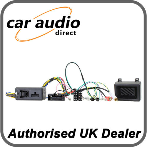 Connects2 CTSFO008.2 Stalk Adapter for Ford Fiesta C-Max Focus C-Max Kuga