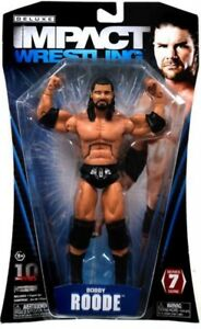 Tna Wrestling Deluxe Impact série 7 Figurine d'action Bobby Roode 39897287287