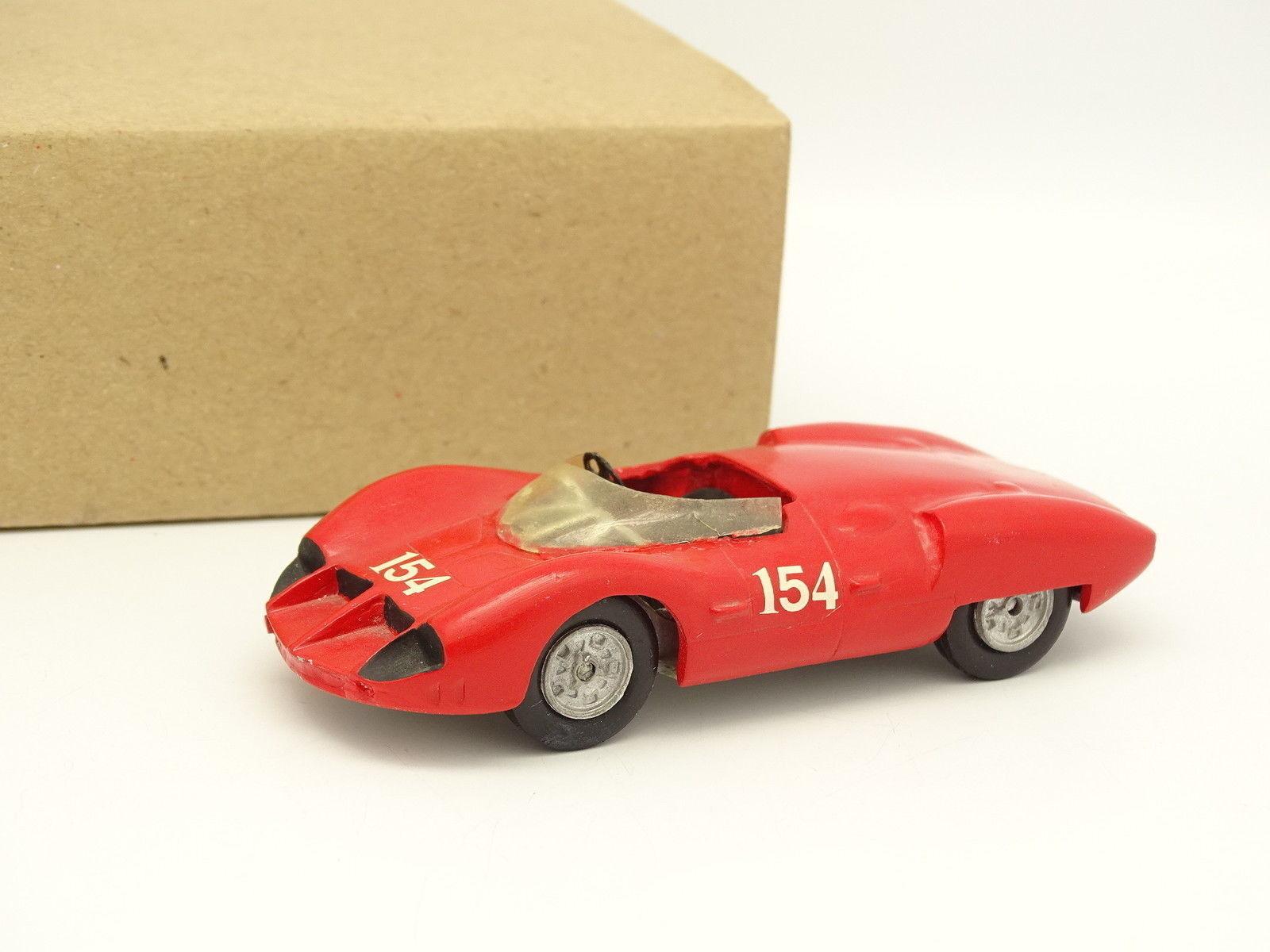 Kit Monté Métal 1 43 - Maserati Tipo 64 Targa Florio 1962 - n°154