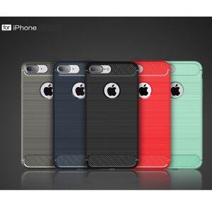 iphone 8 coque silicone carbone