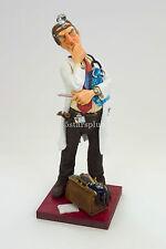 "Guillermo Forchino Comic The Doctor 17.7"" Tall Art Figurine Sculpture Statue LAR"