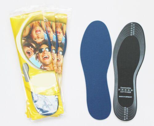 4 X les semelles intérieures Semelle Semelles Chaussure dépôts Sueur les pieds