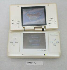 Nintendo-DS-Original-console-White-Working-good-condition-1910-070