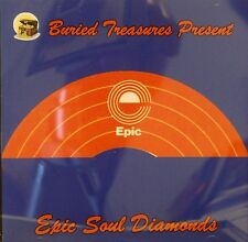 BURIED TREASURES PRESENTS 'EPIC SOUL DIAMONDS' - 20 VA Tracks