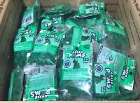 5 Packs (625) Fuzzy Green Assorted Sizes Arts & Craft Pom Pom Balls