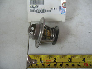 Details about Thermostat 190° for Caterpillar 3116, 3126 & 3126B  PAI #  381861 Ref  # 115-4223