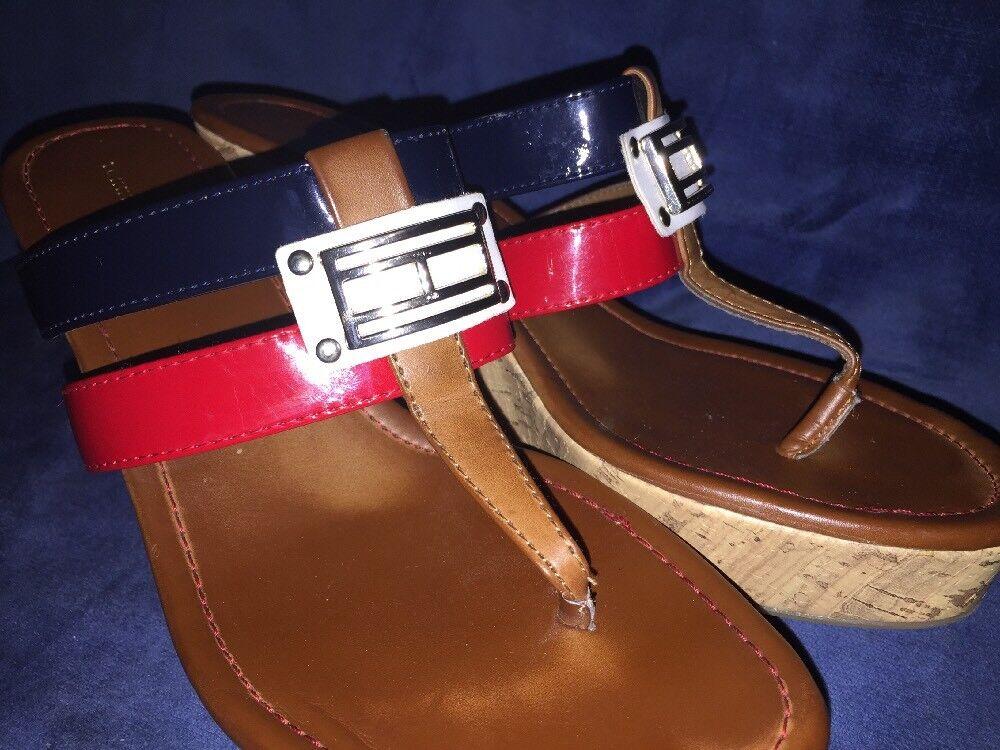 SALE @ TOMMY HILFIGER Mili Sandals Clogs Wedges H… - image 4