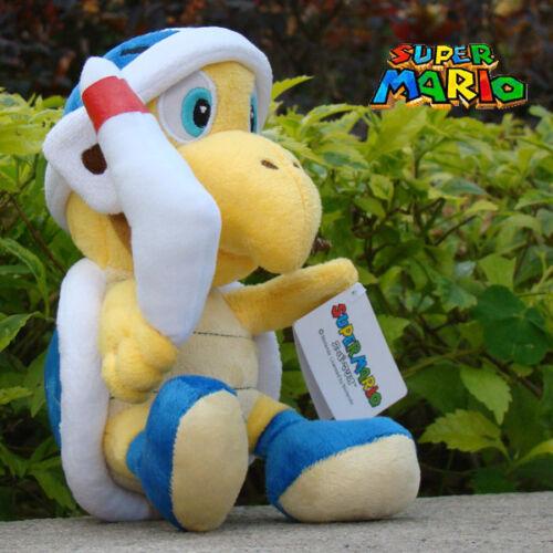"Super Mario Bros Plush Toy Boomerang Bros Koopa 8/"" Cute Stuffed Animal Soft Doll"
