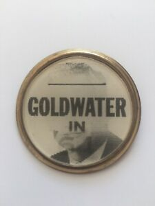 Vintage-1964-Barry-Goldwater-for-President-1-75-034-Flasher-Goldwater-in-039-64-Button