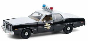 DODGE Monaco - 1977 - Texas Highway Patrol - Greenlight 1:24