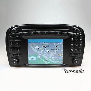 Original Mercedes Comand 2.0 R230 SL-Class Navigation System EU Version OEM