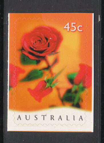 1997  Roses  - Booklet Stamp