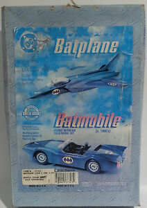 BATMAN-BATPLANE-RESIN-MODEL-KIT-MADE-BY-HORIZON-IN-1995-1-24-SCALE