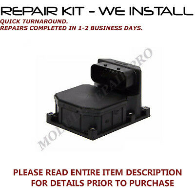 2004 2005 2006 2007 Pontiac Grand Prix ABS Control Module REPAIR KIT />We Install
