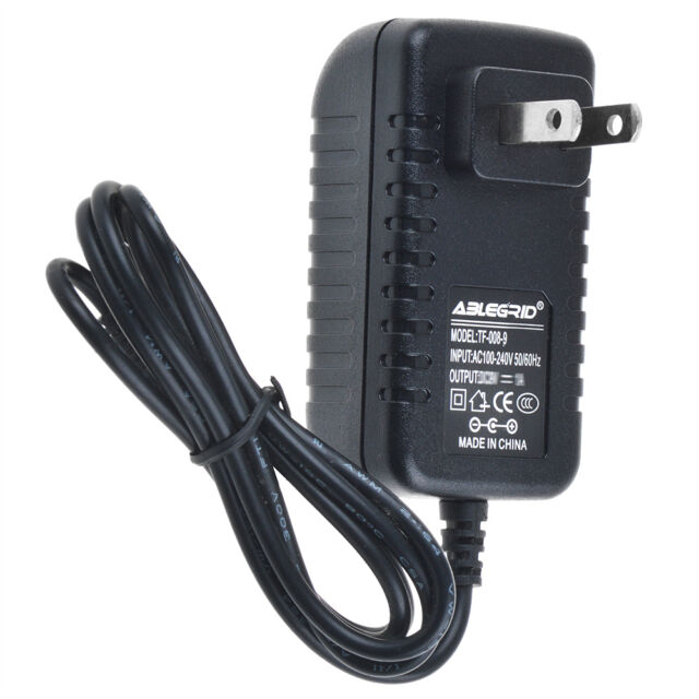 AC//DC Power Adapter Charger USB Cord for Pandigital Tablet SuperNova R80A400 E