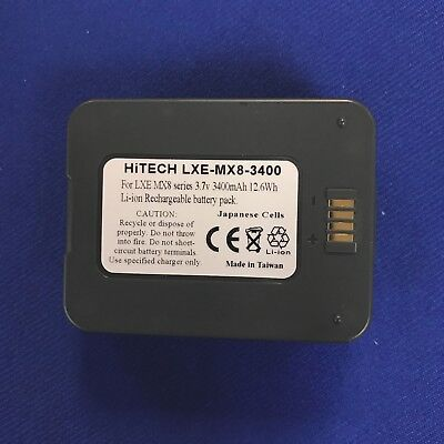 """Japan Li4.6A TOP CN50//CN51 10 Batteries For Intermec//Honeywell#318-052-011/""""SMART"""