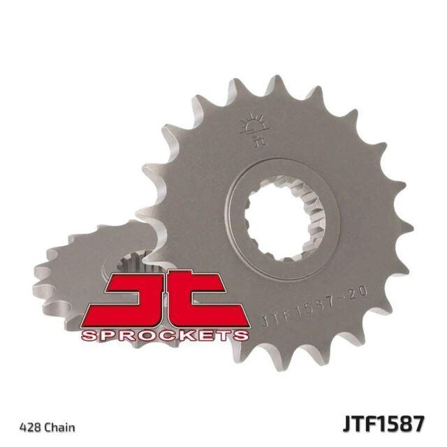 d'avant pignon JTF1587.20 pour Yamaha SR500 1991-2000